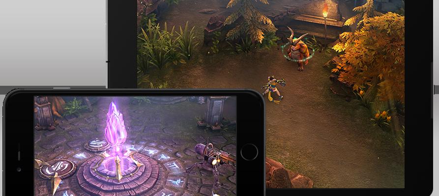 Die 8 besten Mobile-MMOs und Online-Games für iPhone und iPad