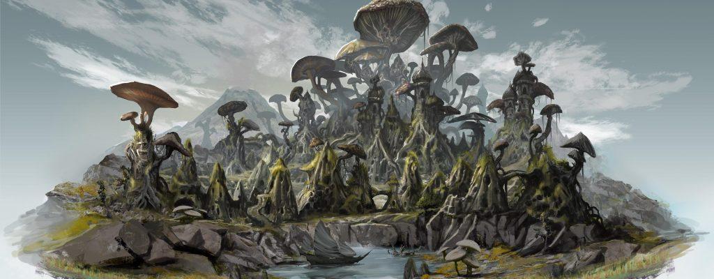 ESO-Morrowind: 20 Minuten Gameplay-Video – Von Seyda Neen nach Vivec