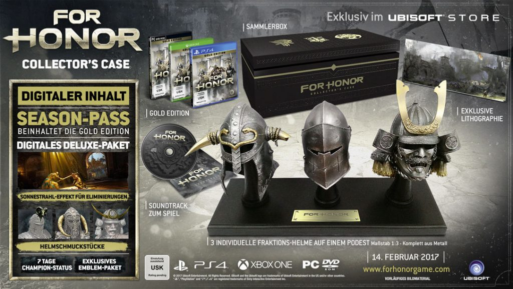 for-honor-collector