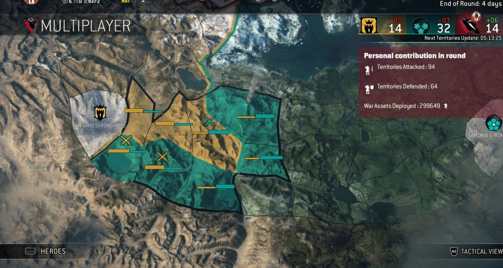 for-honor-map