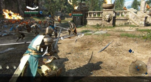 for honor map