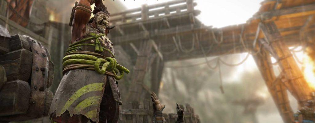 """For Honor: Shrek-goki verteidigt seinen Sumpf! """"Swamp-Meta"""" im Video"""
