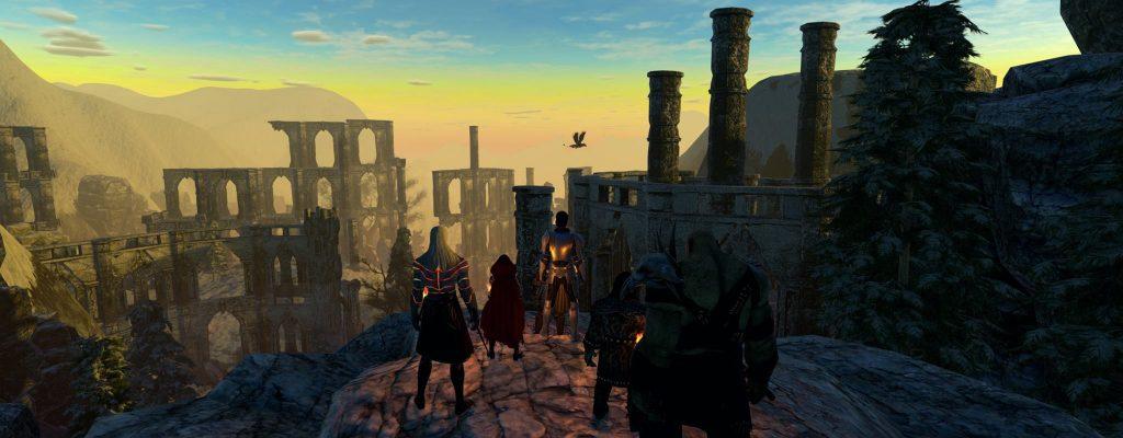 Pre-Alpha von Pantheon startet für reiche Spieler an Weihnachten