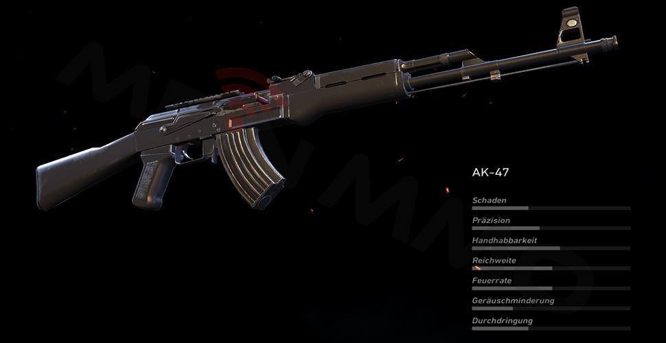 AK-47 PS