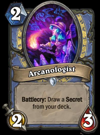 Arcanologist