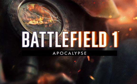 Battlefield 1 Apocalypse Titel