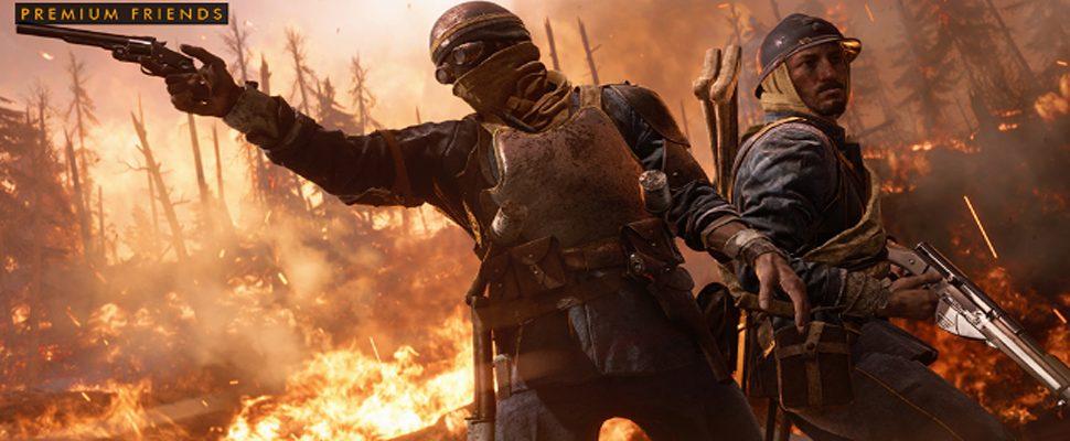 Battlefield 1: Spring-Update bringt Platoons, neue Waffenvarianten