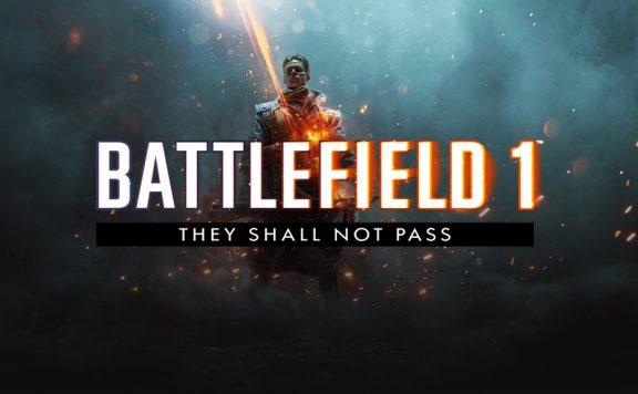 Battlefield 1 They Shall not Pass Titel