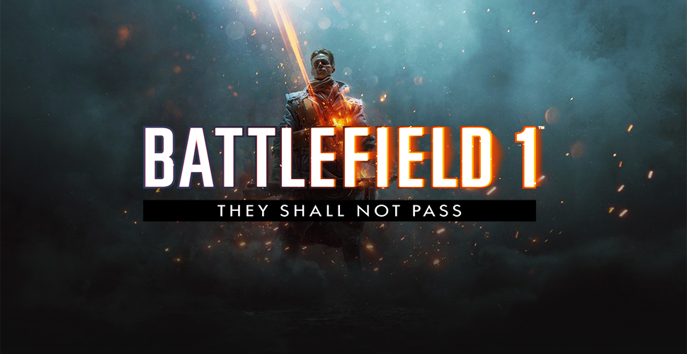 Battlefield 1 They Shall not Pass Titel