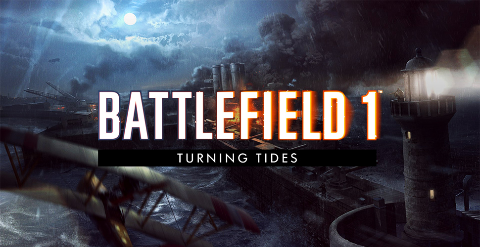 Battlefield 1 Turning Tides Titel
