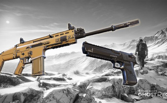 Ghost Recon WIldlands Beste Waffen Titel