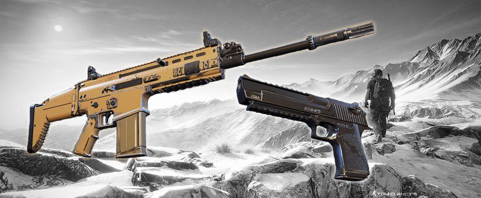 Ghost Recon Wildlands: Leak – Die Waffen für den PvP-Modus