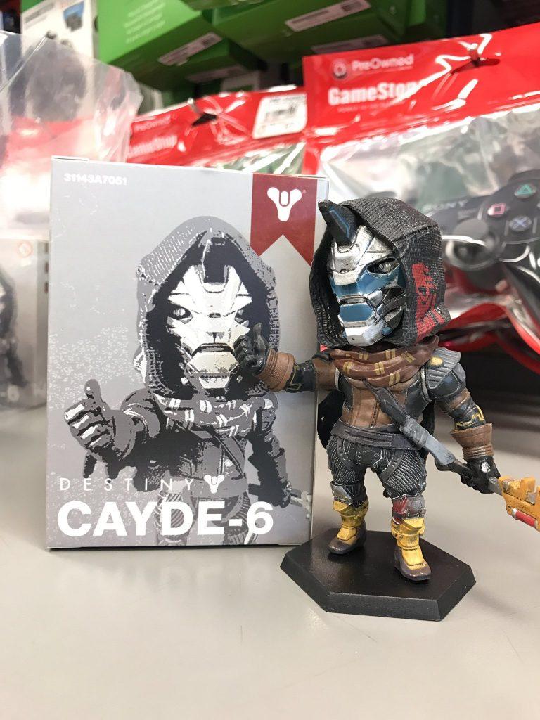 Cayde-6-Statue