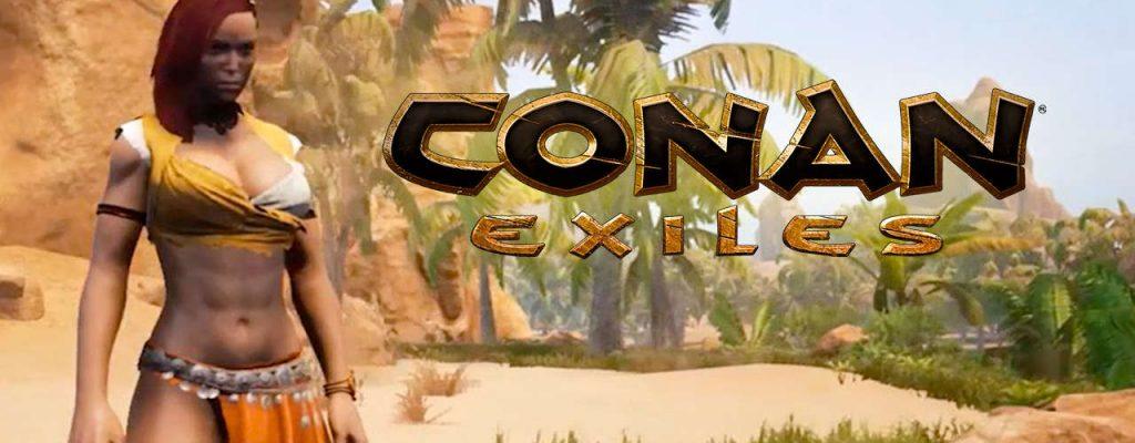 Conan Exiles: Wie nackte Barbaren ein MMO-Studio retteten