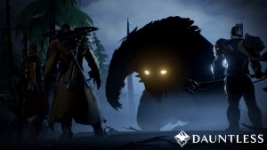 Dauntless Monster
