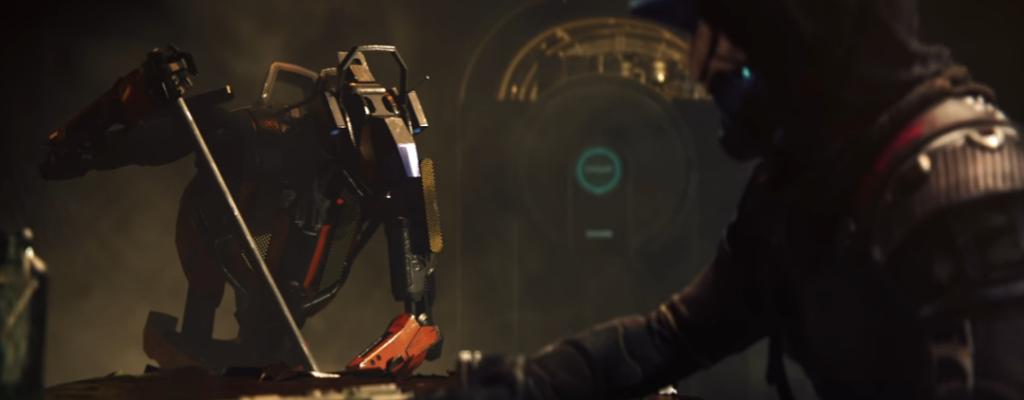 """Destiny 2: Der erste Teaser-Trailer ist da – """"Letzte Runde"""" auf Deutsch"""