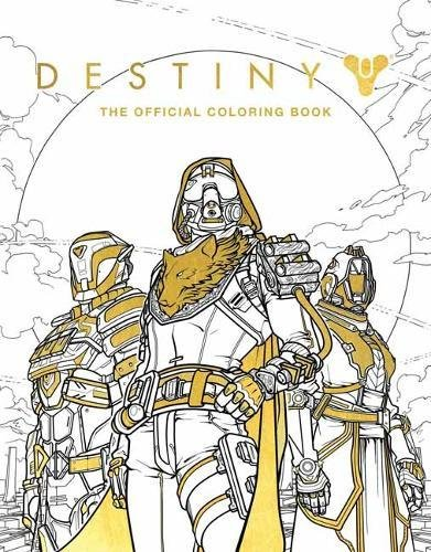 Destiny-COloring-Book