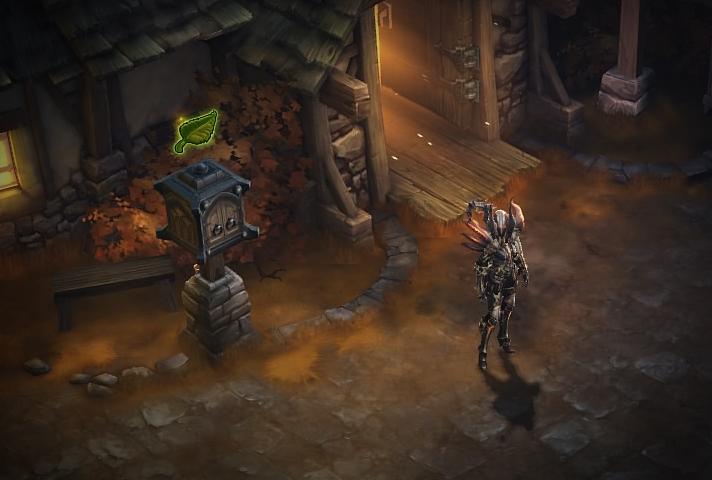 Diablo 3 Briefkasten