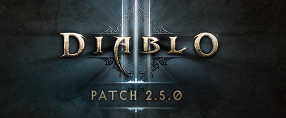 Diablo 3 Patch 2.5.0: Patch-Notes für PC, PS4, Xbox One