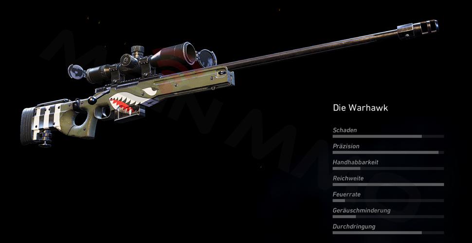 Die Warhawk PS