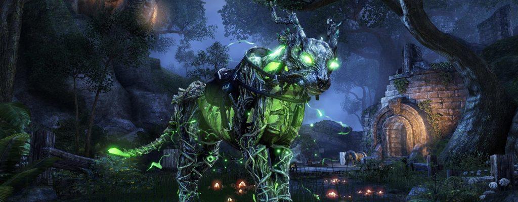 """The Elder Scrolls Online: Inhalt der neuen Kronen-Kisten zur """"Wilden Jagd"""""""
