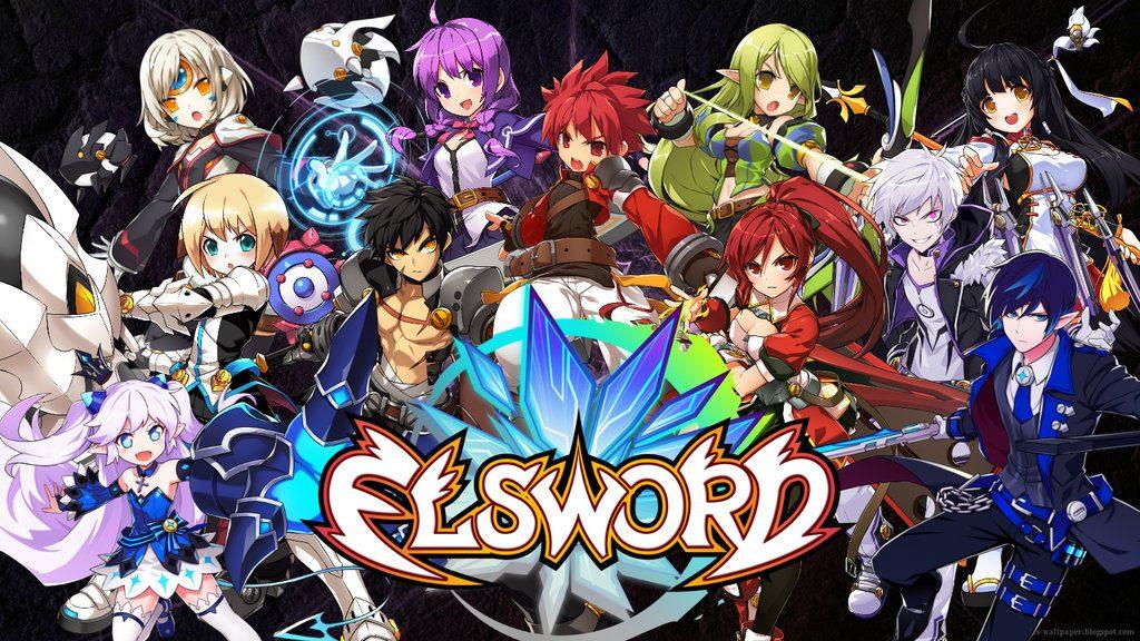 Elsword Online Title