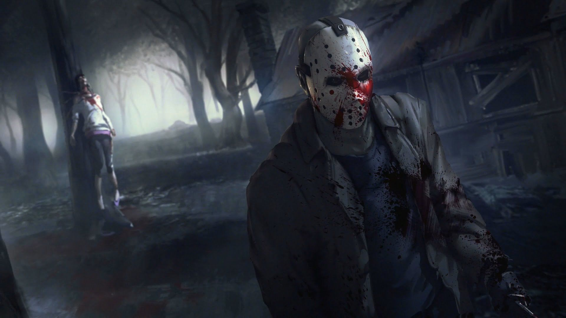 Friday the 13th the game killer