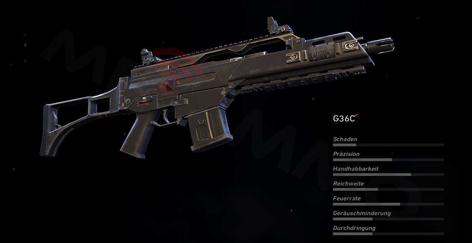 G36C PS
