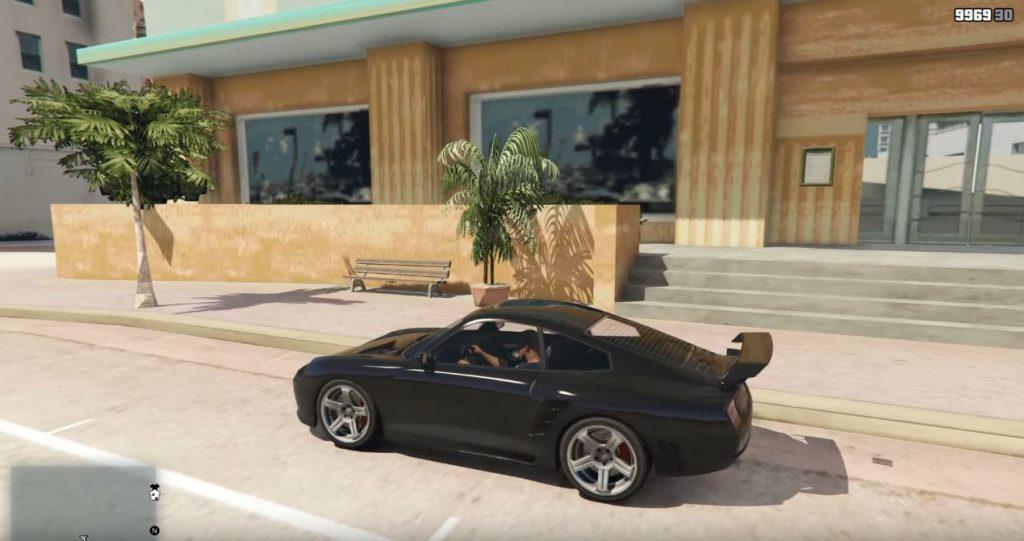 GTA 5 Ocean View Hotel