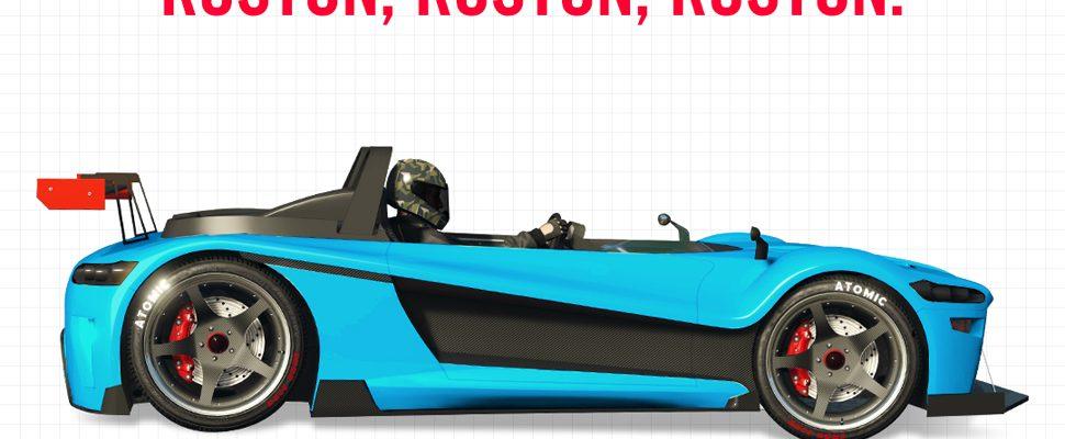 GTA 5 Online: Update bringt Hijak Ruston und Spezialfahrzeuge im Creator