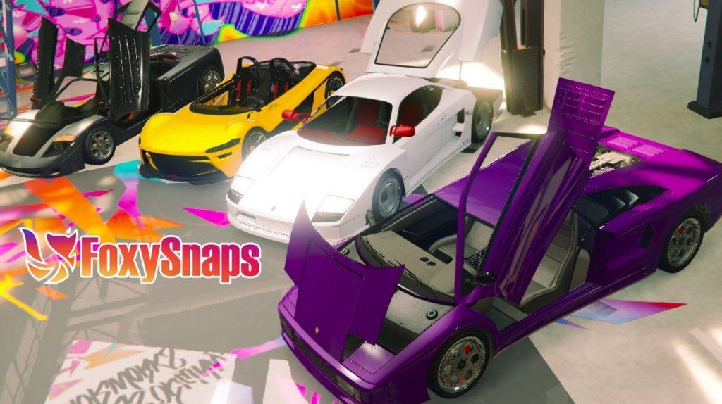 GTA 5 Online Sneak5