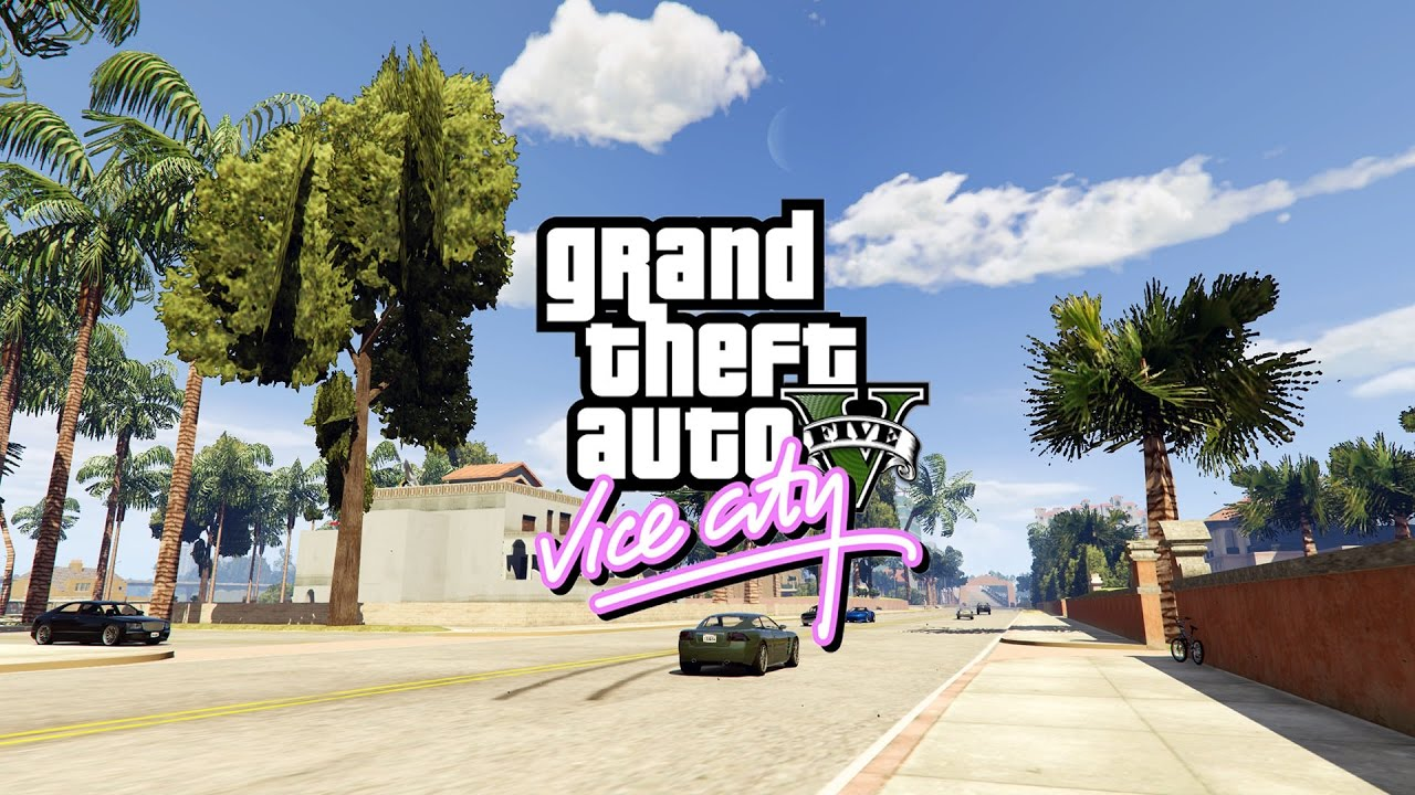 GTA 5 Vice City
