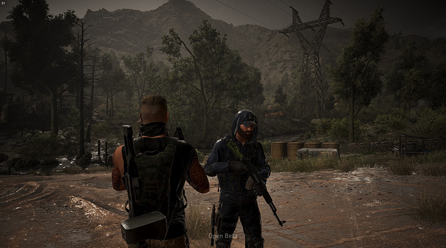 Ghost Recon Screenshot2 Team