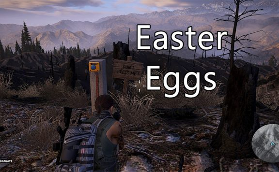 Ghost Recon Wildlands Easter Eggs Titel