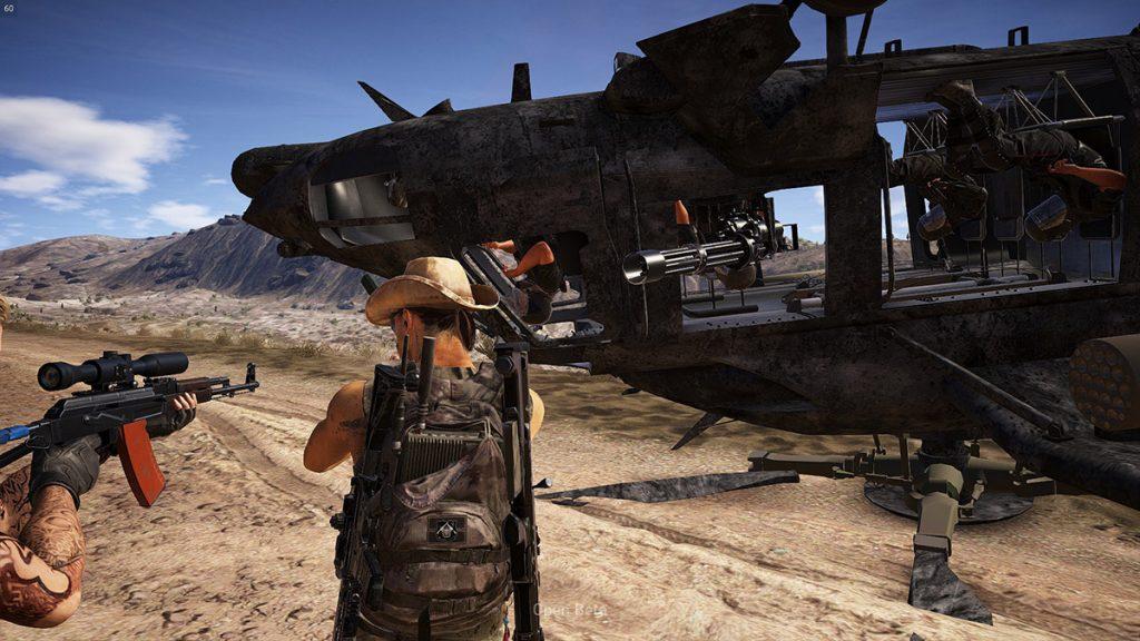 Ghost Recon Wildlands Helikopter Piloten Bug