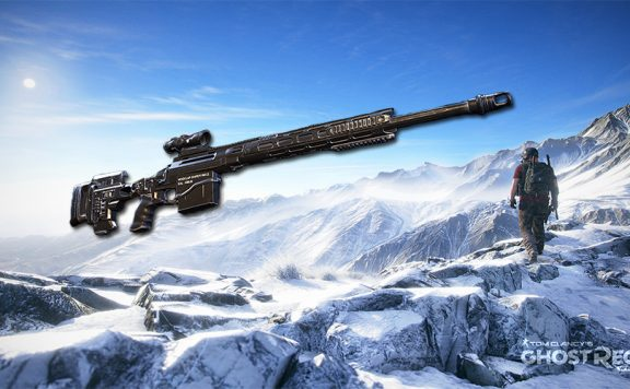 Ghost Recon Wildlands MSR Titel