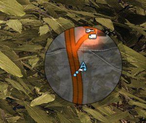 Ghost Recon Wildlands Mini-Map 1