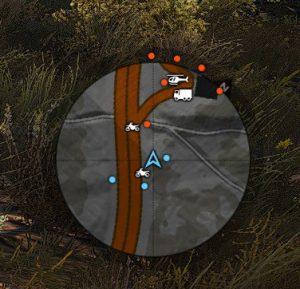 Ghost Recon Wildlands Mini-Map 2