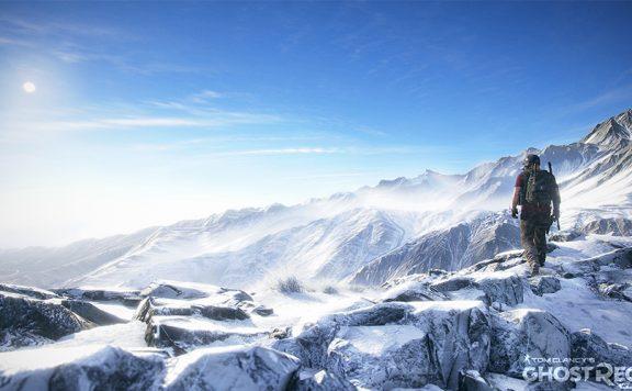 Ghost Recon Wildlands Schnee Titel