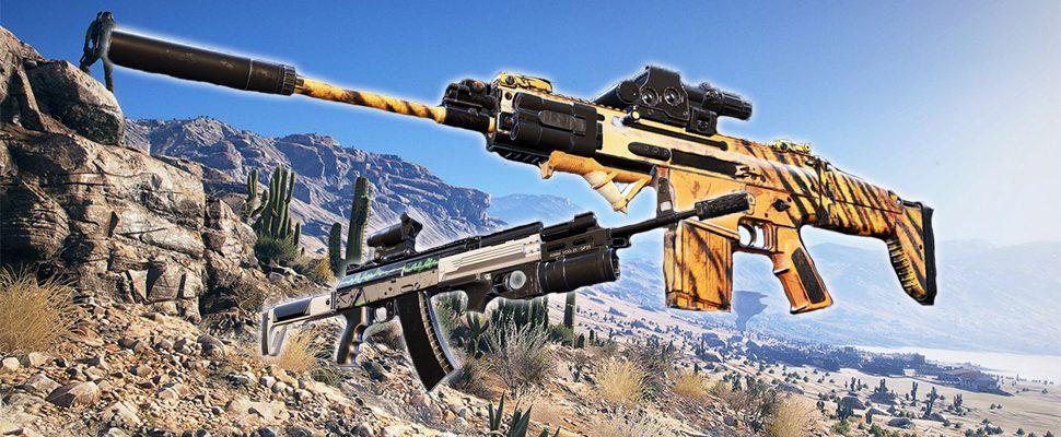 Ghost Recon Wildlands: Alle 23 Sturmgewehre – So schaltet Ihr sie frei