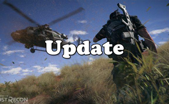 Ghost Recon Wildlands Update Titel