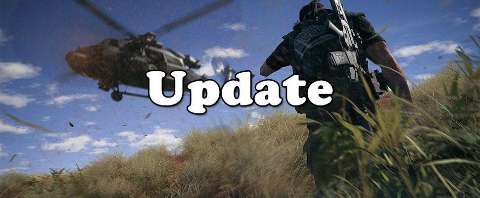 Ghost Recon Wildlands: Update 3.0 Version 1.05 – Patch-Notes