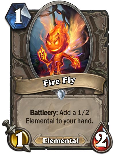 Hearthstone Ungoro Fire Fly