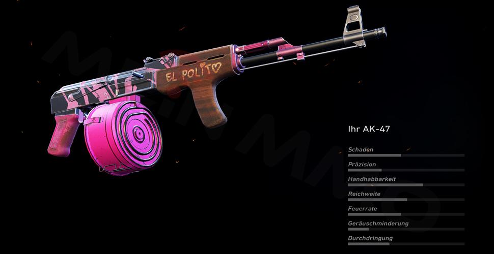 Ihr AK-47 PS