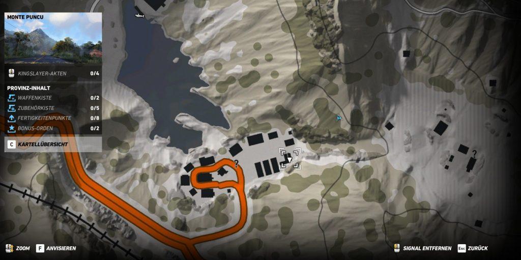 L115A3 Monte Puncu Übersicht Genauer
