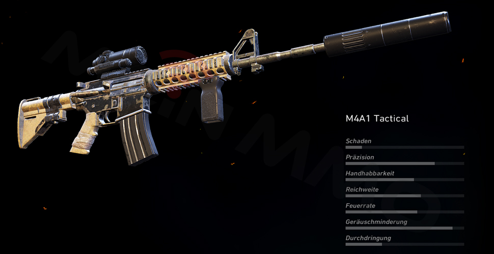 M4A1 Tactical PS