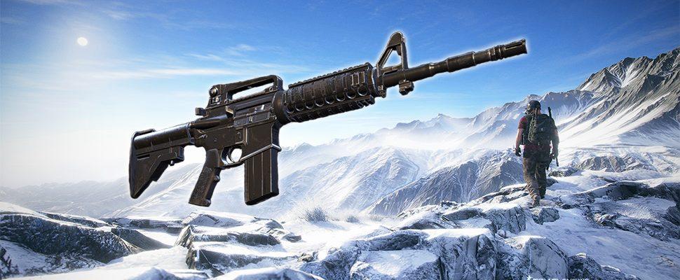 """Ghost Recon Wildlands: M4A1 Fundort – Hier gibt's die """"Counter Strike Rifle"""""""