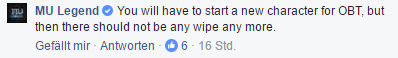 MU Legend Facebook Wipe