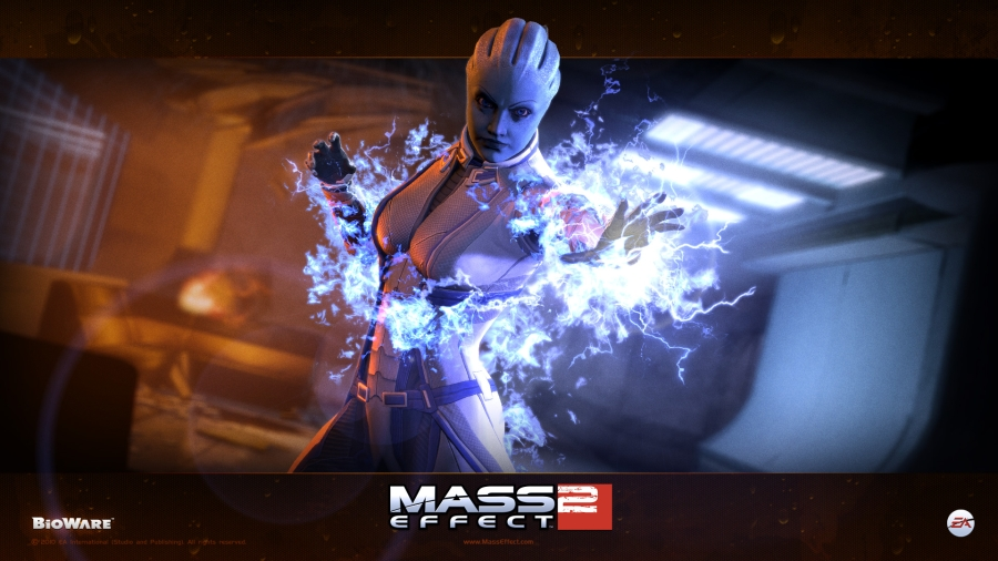 Mass Effect 2 Liara Tsoni