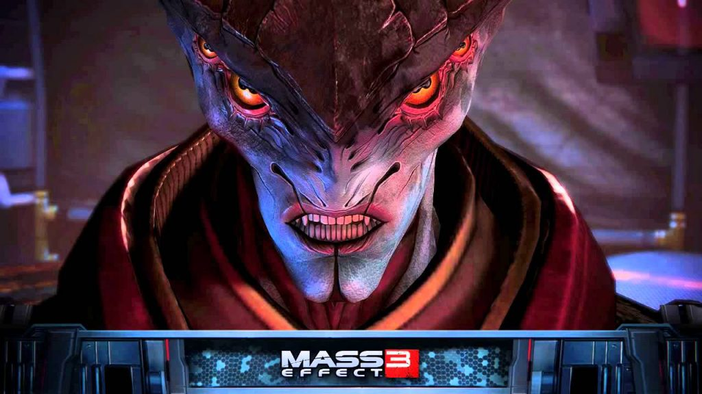 Mass Effect 3 From Ashes Javik